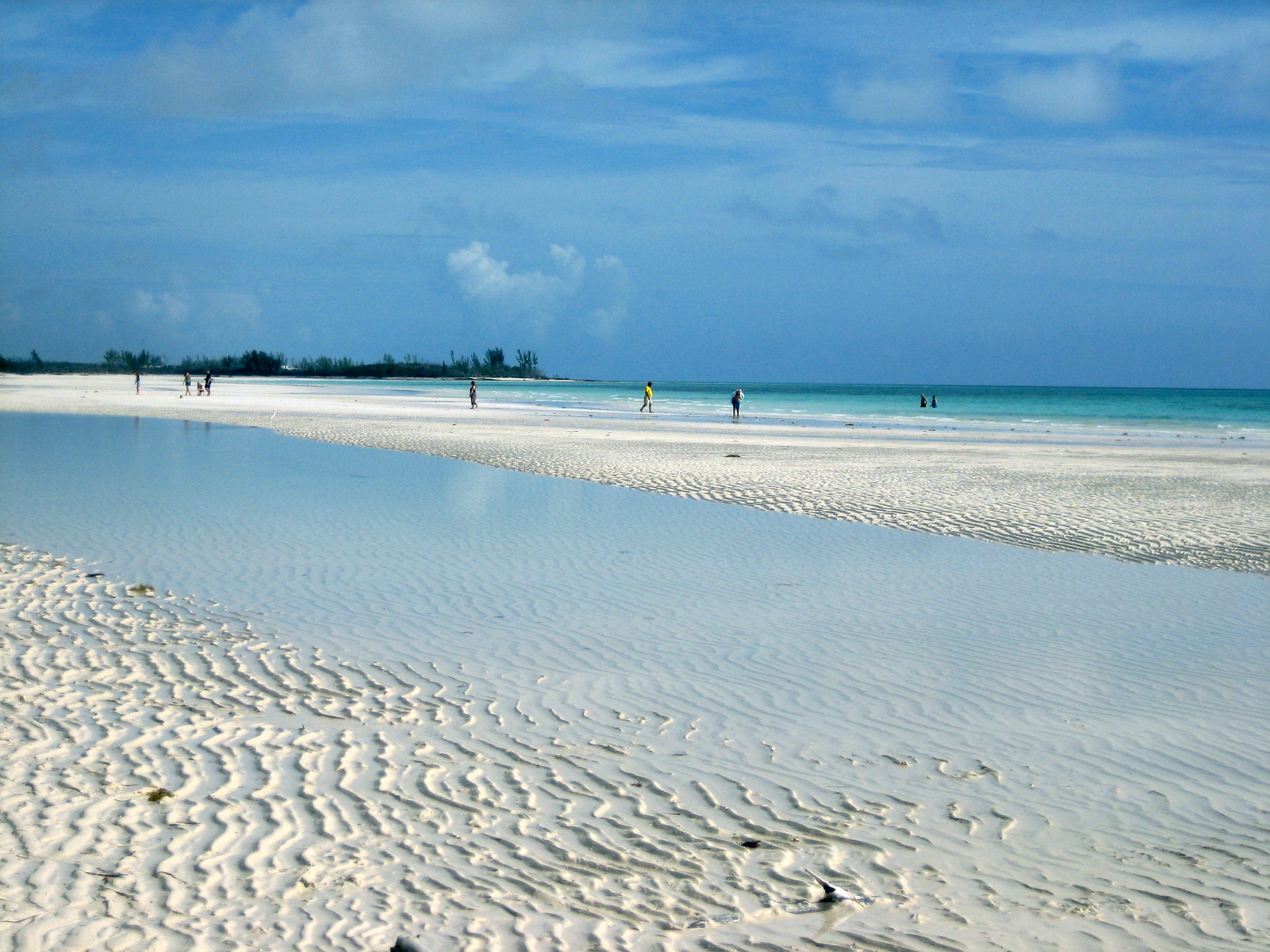 Gold Beach, Lucayan National Park, Bahamas
