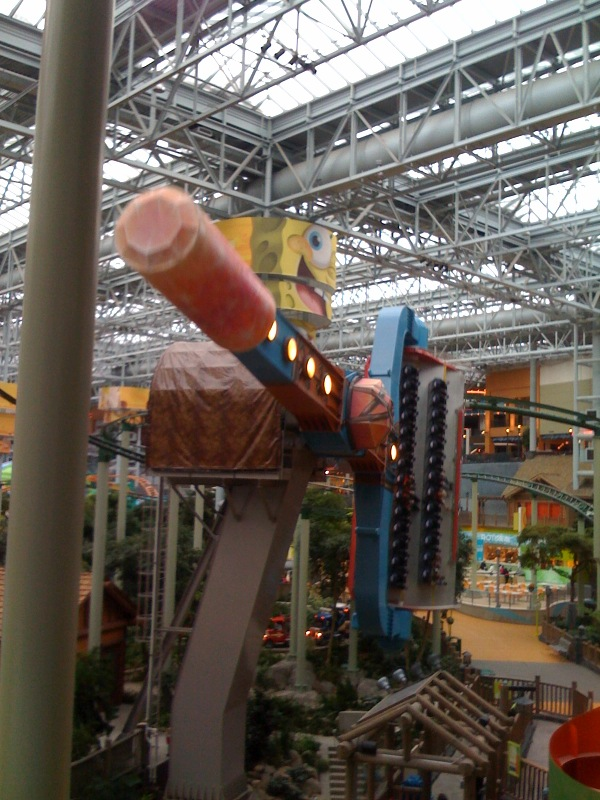 Made It To The Mall Of America!