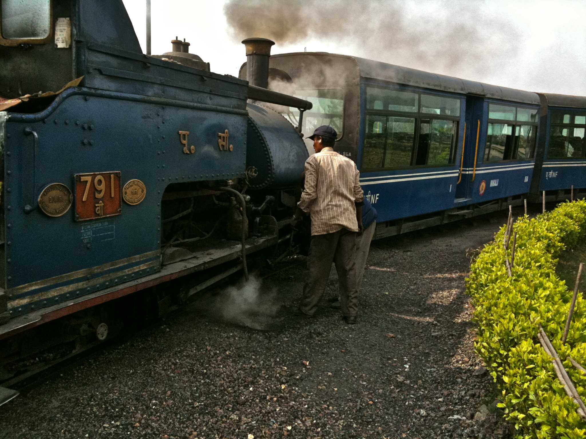 """Darjeeling Express"" aka Toy Train"