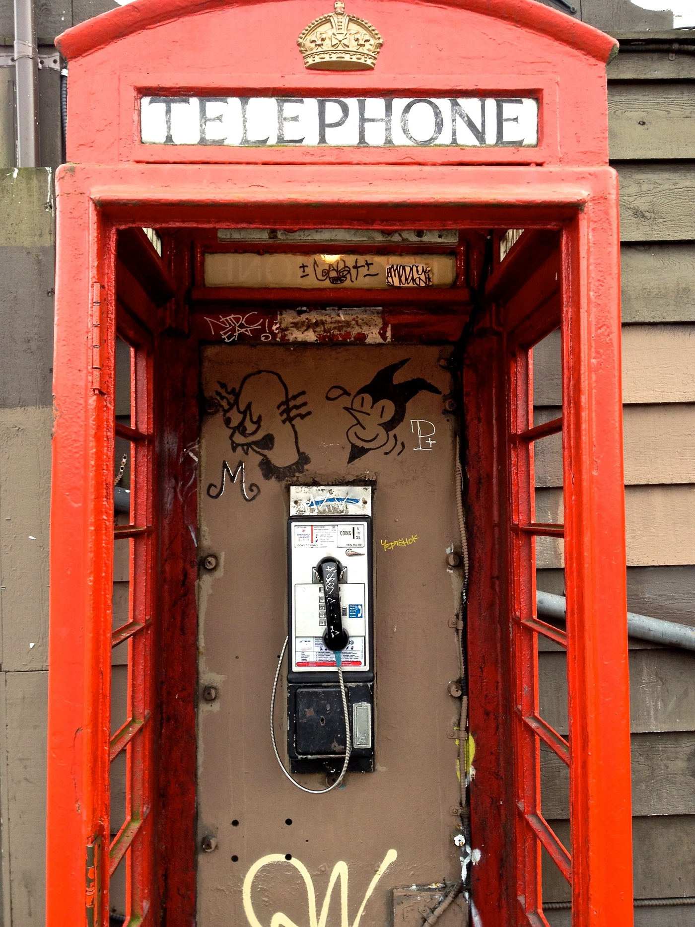 Old School Canada Telephone